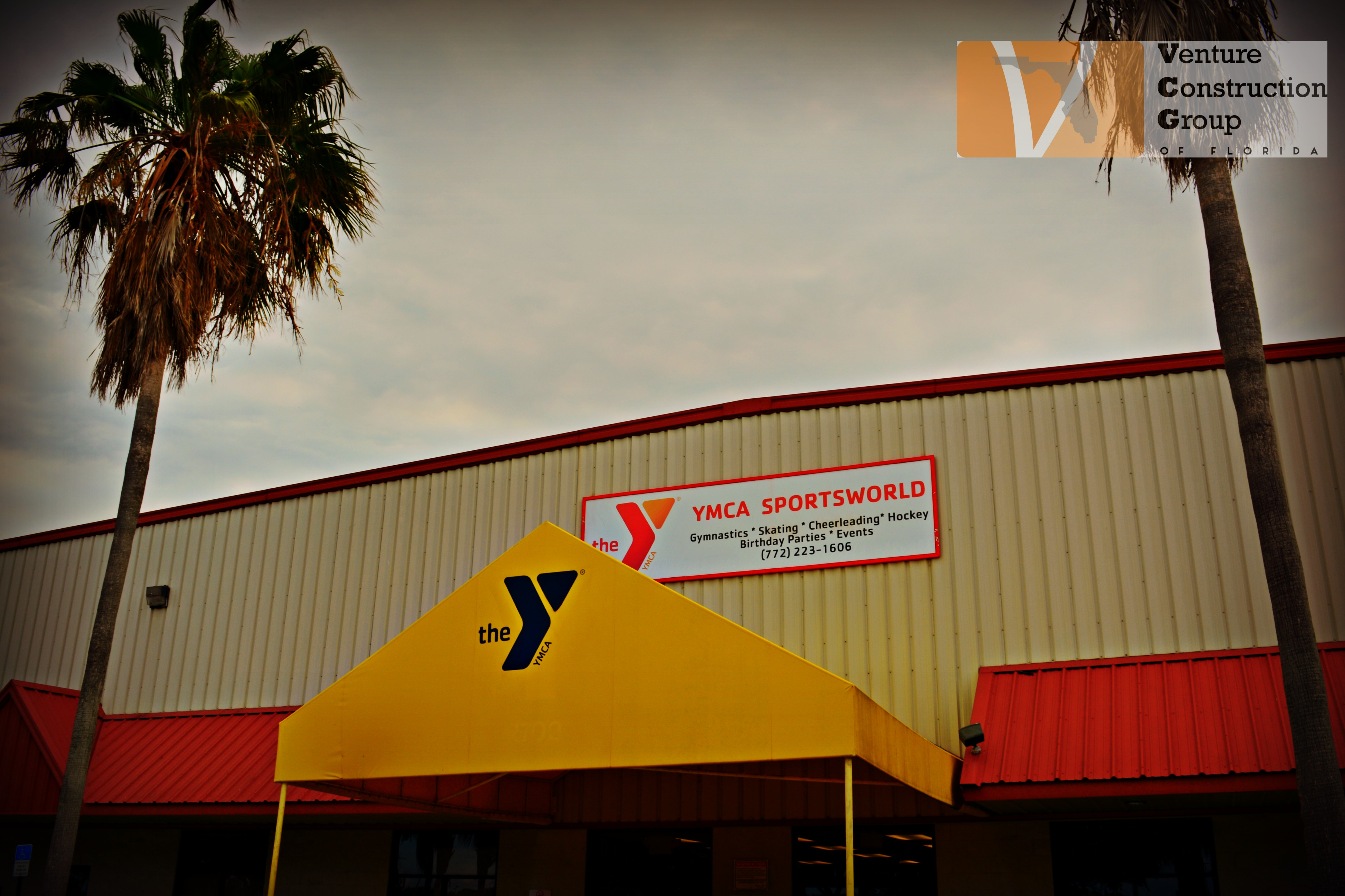 YMCA Sports World Venture Construction Group