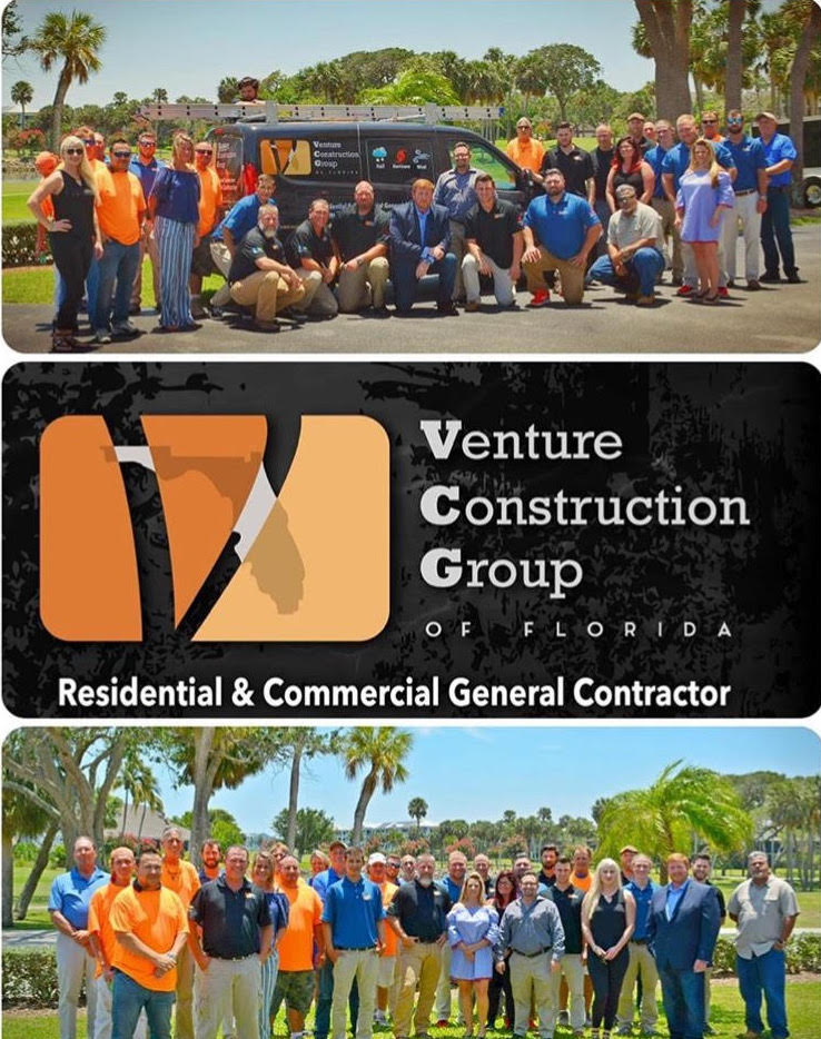 Venture Construction Group of Florida Team Hurricane Irma Restoration