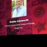 Venture Construction Group of Florida Staff Member Bobby Ainsworth Wins Prestigious Roofing Alliance MVP Award