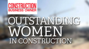 Venture Construction Group Director of Operations Earns Outstanding Women In Construction Award
