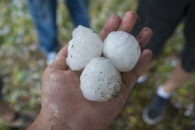 Venture Construction Group of Florida Provides Massive Repairs After Buckets of Hail Rain on Central and Southeast Florida