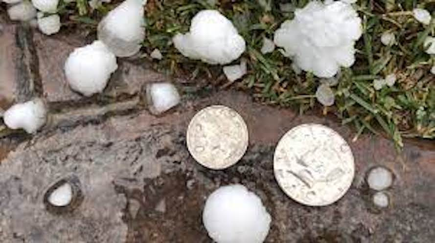 Venture Construction Group of Florida Provides Extensive Property Damage Restoration in Palm Coast After Severe Hail Storm Pelts the Area