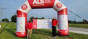 Venture Construction Group of Florida Sponsors Sarasota Walk to Defeat ALS®