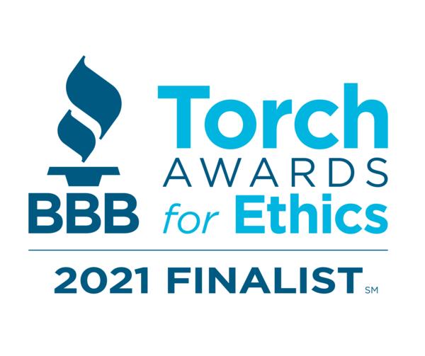 Venture Construction Group of Florida Earns Prestigious Better Business Bureau Torch Award for Ethics Finalist Status